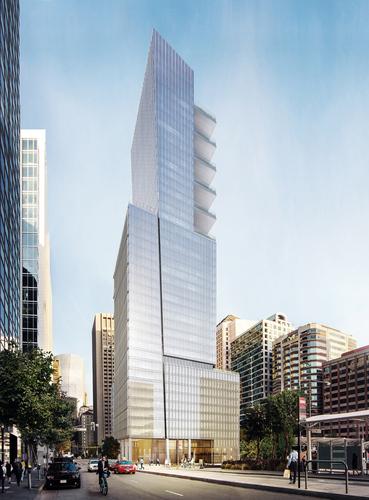 Goettsch Partners — GOETTSCH PARTNERS WINS FIRST SAN FRANCISCO OFFICE TOWER PROJECT