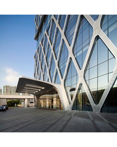 Goettsch Partners — Hotel Kapok Shenzhen Bay