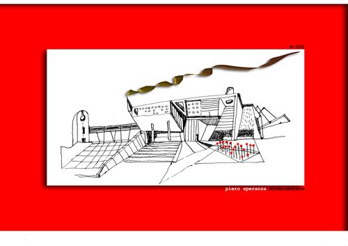 Piero Speranza, Corinne Piera Speranza, sas&a - studio di architettura speranza associati — Illyot Campus Frankfurt am Main