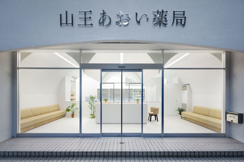 MAMM DESIGN — Pharmacy in Omori