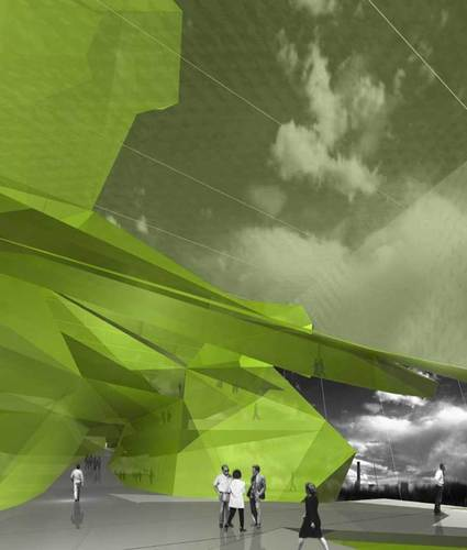 Saucier + Perrotte Architectes — Canadian Museum For Human Rights