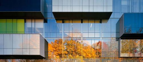 Saucier + Perrotte Architectes — Ccit_communication, Culture And Information Technology Building