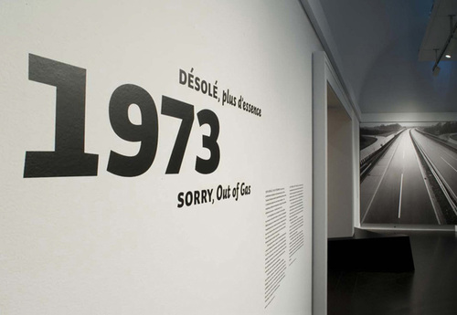 Saucier + Perrotte Architectes — 1973: Sorry, Out Of Gas