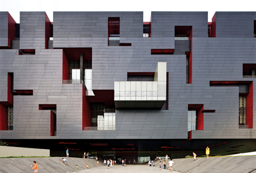 Rocco Design Architects — Guangdong Museum