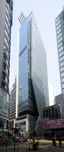 Rocco Design Architects — LHT Tower
