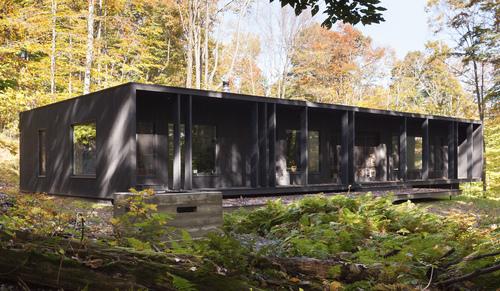 Atelier Barda — Chalet forestier