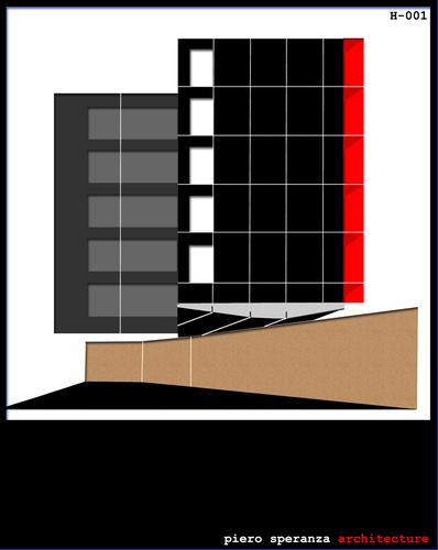 Piero Speranza, Corinne Piero Speranza, sas&a - studio di architettura speranza associati — 2 + 2 Office