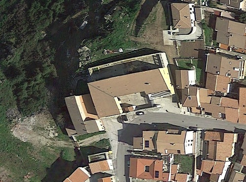 Francesco Bocchino, Carlo De Angelis, Rosaria Carrese Cirillo, Marco Terzitta — Ex Carcere - Comune di Pattada(SS) 2001 2003