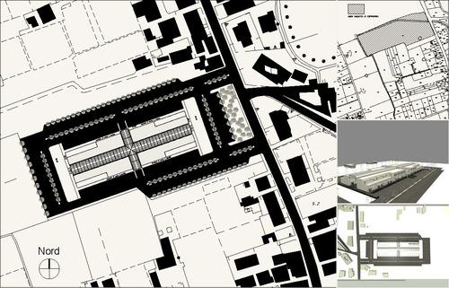 S.A.A.B. PROGETTI - Studio Architetti Associati Bocchino, Carlo De Angelis — PROJECT FINANCING - Castellammare di Stabia (NA) 2004 2005