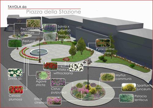 Studio Galantini, Roberto Cinelli, Cooperativa Terra Uomini e Ambiente — Global service di manutenzione del verde pubblico e cura del decoro urbano.