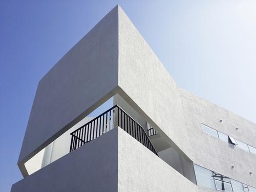 Forest Architects — Blanc Bleu