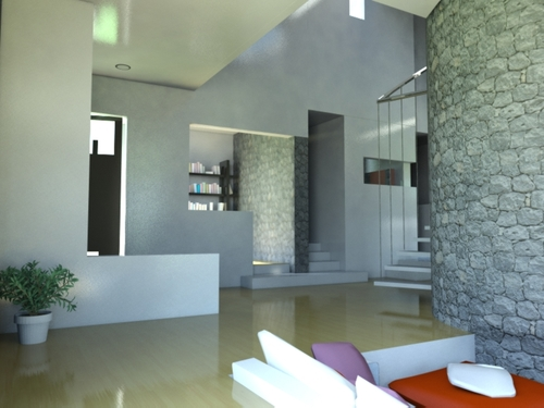 AREA - WORKSHOP — Lavic House