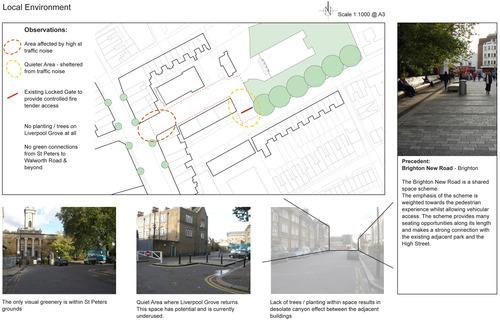 Davis Landscape Architecture — Liverpool Grove, Walworth, London