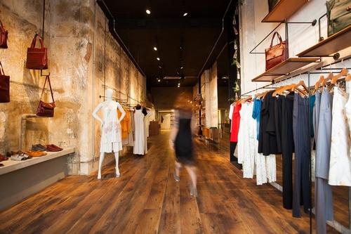 F.studio arquitetura + design — Angela Brito and tarsila Store