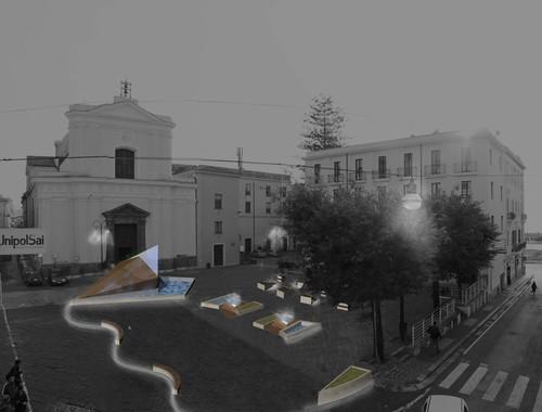 Salvatore Freda, Francesco Maiolino, Roberto Fusco, Emilio Razzino — Valorizzazione della Cisterna Borbonica