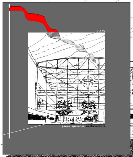 Piero Speranza, sas&a - studio di architettura speranza associati — Headquarter Kouschima