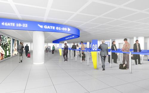 marco colonnelli — Riqualificazione Aeroporto di Torino, concorso di idee ad inviti