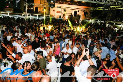 "STEFANO GERVASI architetto, Giuliano Santini — Lounge disco ""MARINA Club"""