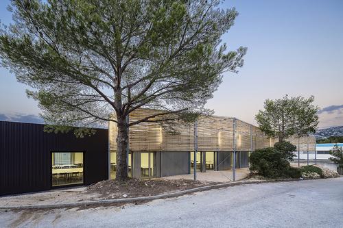 PAN architecture - jean luc fugier & mathieu barbier bouvet — EEA