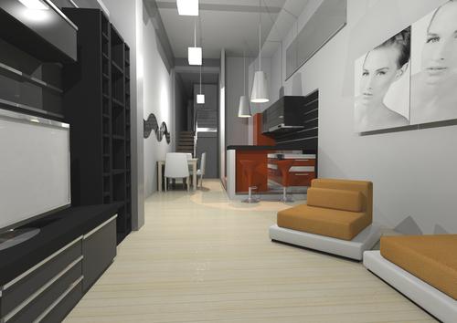 Daniele Cucciniello — Progettazione di interni
