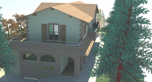 Daniele Cucciniello — Casa Unifamiliare