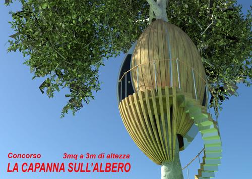 Daniele Cucciniello — La Capanna  sull'albero