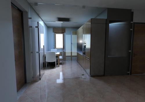 Daniele Cucciniello — Progetto di interni