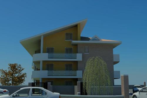 Daniele Cucciniello — Edificio per appartamenti