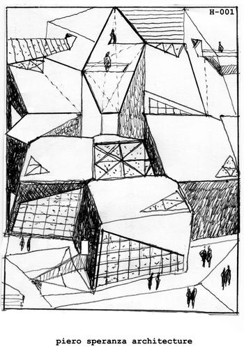 Piero Speranza, Corinne Piera Speranza, sas&a - studio di architettura speranza associati — Atelier pur Artist