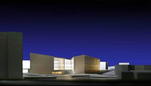 Paredes Pedrosa Arquitectos — Music School And Auditorium