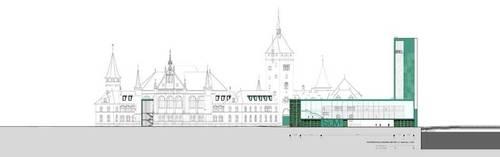 Paredes Pedrosa Arquitectos — Landesmuseum
