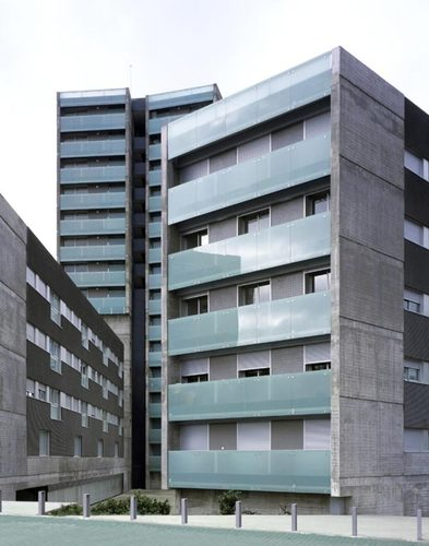 Paredes Pedrosa Arquitectos — 146 Social Housing