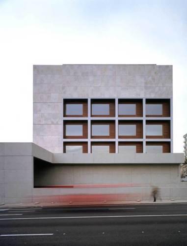 Paredes Pedrosa Arquitectos — Archaeology Museum In Almería
