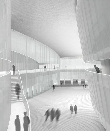 Paredes Pedrosa Arquitectos — Congress Centre In Zaragoza.