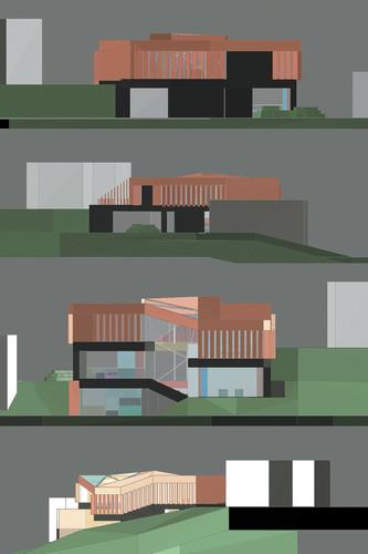 Ofis Arhitekti — Villa.old Oaks.