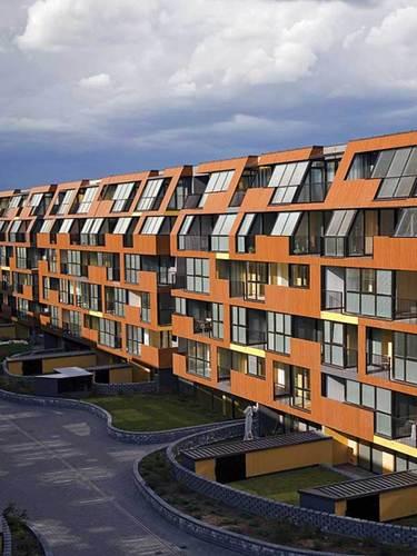 Ofis Arhitekti — 650 Apartments