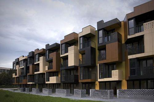 Ofis Arhitekti — Tetris Apartments