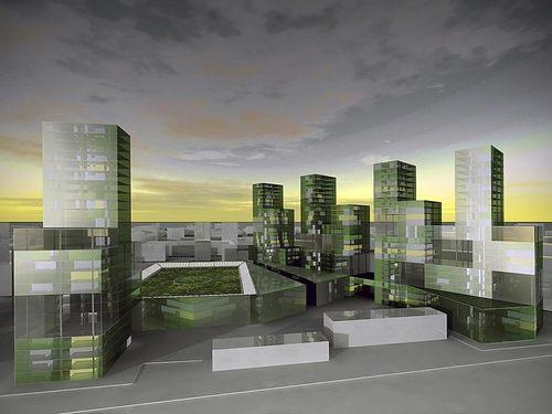 Ofis Arhitekti — Business Commercial Complex Jaroslavska