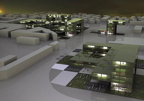 Ofis Arhitekti — Snake Squares