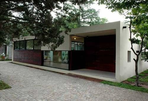 BAKarquitectos — Casa Mapuche