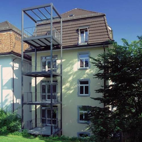 Markus Alder Balcony Addition Divisare By Europaconcorsi