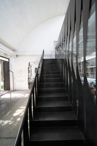 MAD architects — Beijing Tokyo Art Projects (b.t.a.p) Renovation