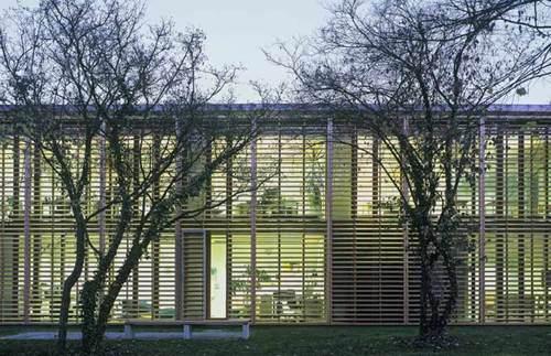 Mgf architekten day care of the clinical complex in t bingen divisare by europaconcorsi - Architekten tubingen ...