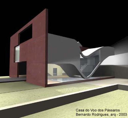 Bernardo Rodrigues — House On The Flight Of Birds ...