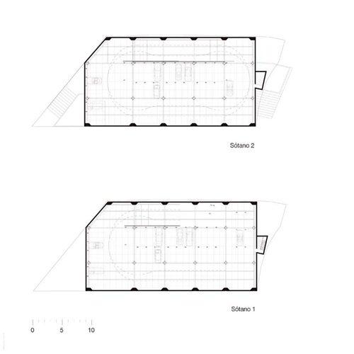 arquitectura 911sc — Porrua Insurgentes Bookstore