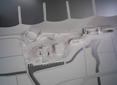 Michel Designes, Gerhard Müller, Rafael Moneo, Archea Associati, F&M Ingegneria.com — Nuovo Palazzo Del Cinema E Aree Limitrofe (2a Fase)