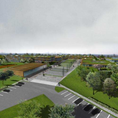 Carlo Gandolfi, Rpa Srl, Pietro Gandolfi, Studio di Architettura Anselmi & Associati , Manuel Lodi — Morula 4° Classificato