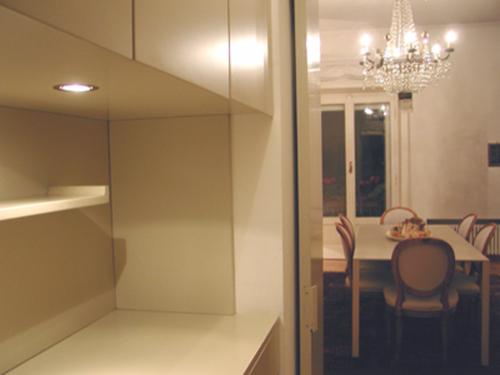 Paolo golinelli progetto per gli interni di casa g for Progetto casa interni