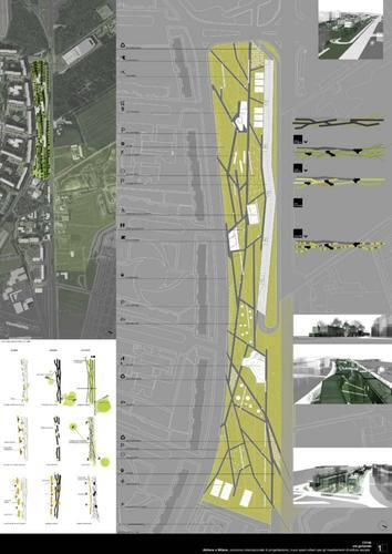 """Ipostudio Architetti , 5+1AA Alfonso Femia Gianluca Peluffo, Archea Associati, Carlo Masera, Paolo Pomodoro, Carlo Terpolilli — """"Abitare a Milano"""""""