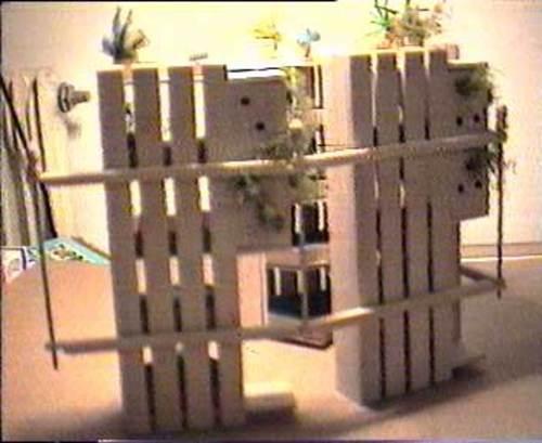 Martinez - Almascien - Studio Bolivariano di architettura  — Serra In Legno